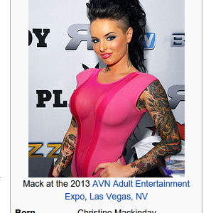 Christy Mack Wikipedia